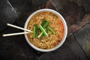 Instant Ramen Noodle ready to eat