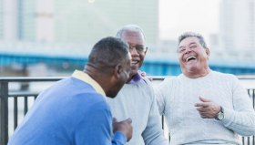 Well-being classes for seniors