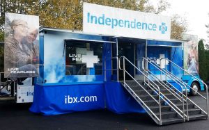 Independence Express truck